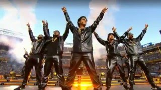 Beyoncé & Bruno Mars - Uptown Funk/Formation (Live at Super Bowl 50th Halftime Show Instrumental)