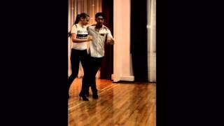 KIZOMBA dance 🎵Twenty Fingers , Willy William-ego,Teu Feitico