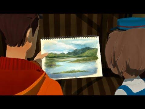 《代先生的奇幻旅程》第06集 - 畫上的大自由 (中文繁體版) - YouTube
