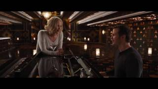Passengers - Blooper Reel with Jennifer Lawrence & Chris Pratt #1