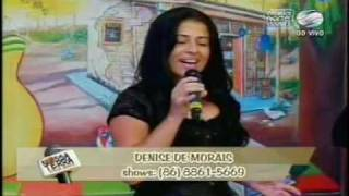 Denise de Morais & Kallil /  Case-se Comigo de Isabela Taviane