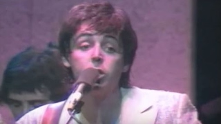 Rockestra with Paul McCartney and Pete Townshend - Lucille (1981) - MDA Telethon