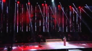 Anggun live in Dakar for the French-speaking World Summit