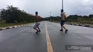 Encaixa MC Kevinho e Léo Santana : Coreografia - Quebraaipow