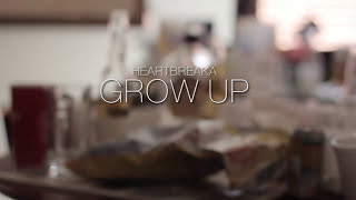 Heartbreaka - Grow Up [Official Video] Starring Tisa Samphors