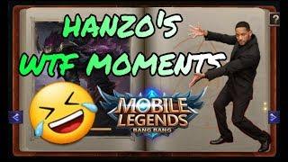 Hanzo WTF moments higlights KDA