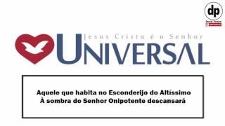 TECLADISTA DA IURD - ESCONDERIJO DO ALTÍSSIMO (BATERIA)
