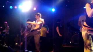 SKARIBAS LIVE BLOCK 33 THESSALONIKI RASTA 4 EYE 19/3/2010