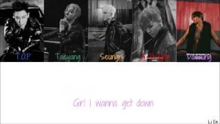 Big Bang - FXXK IT (에라 모르겠다) Han/Rom/Eng Color coded lyrics