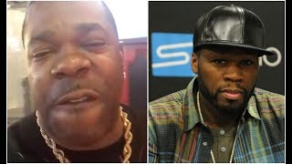 "Busta Rhymes Tells 50 Cent To ""Get Every Strap"" After Making Fun Of His Neck"
