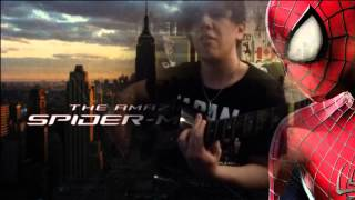 Nickelback Hero cover Acoustic/Vocal cover Song from the Amazing Spiderman 2 nEscafeX