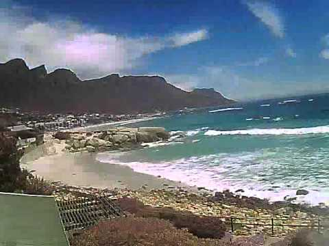 Timelapse Video – Glen Beach & Camps Bay – 01/11/2010