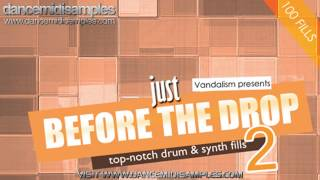 Download EDM Fill FX Pack - 'Just Before The Drop 2'