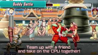 Ultra Street Fighter II: The Final Challengers - Trailer 2