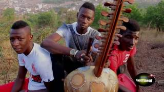 LIL SIDIKI DIABATE LDM CHANTE L'HYMME NATIONAL A LA KORA