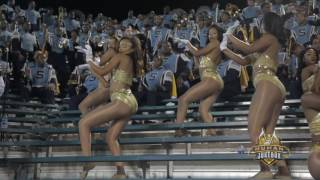 "Southern University Human Jukebox 2016 ""We Are One"" by Maze Ft. Frankie Beverly 