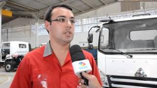 Jornal da TVTC Agrale São Mateus ES