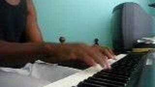 """J Holiday """"Bed"""" piano"""
