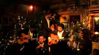 Trio Manouche live @ Quecumbar - Bei Mir Bist Du Schoen