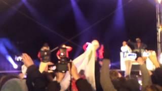 Arash Ft. Sean Paul - She Makes Me Go LIVE ZUR WOK WM 2013 AUS OBERHOF