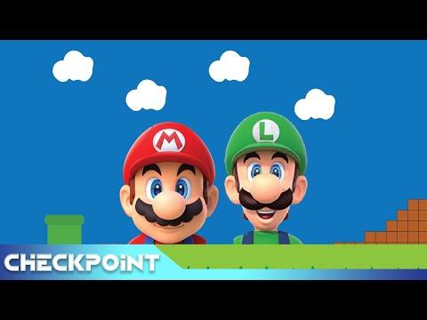 Nintendo Announces Cast for New Mario Movie | Checkpoint