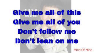 Zayn - BoRdErsZ Lyrics