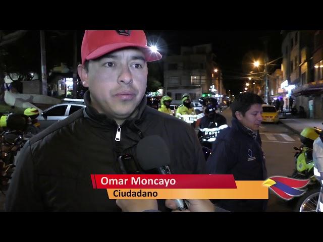 SECRETARÍA DE TRÁNSITO INTENSIFICA OPERATIVOS PARA PARA GARANTIZAR DECRETOS QUE PROHÍBEN CIRCULACIÓN