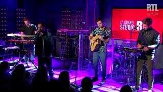 Boulevard des Airs - Si la Vie avance (Live) - Le Grand Studio RTL