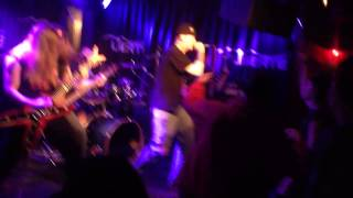 "AOV - ""Suffer The Consequences"" Live @ Club Liberté 3.12.13"