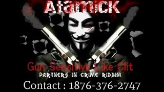 Atamick - Mi Gun Sensitive - Partners In Crime Riddim   2015
