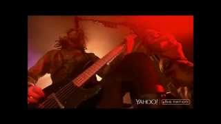 Motionless In White Live on Yahoo - Unstoppable (video 11)