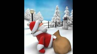 Santa krijgt pak rammel