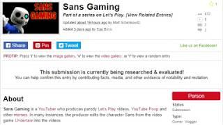 Sans Gaming