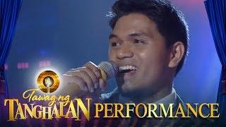 Tawag ng Tanghalan: John Mark Digamon | Gaya Ng Dati (Day 2 Semifinals)