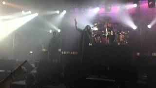 Korn FRONT ROW Live in Bangkok 2015 (song 'Got The Life')