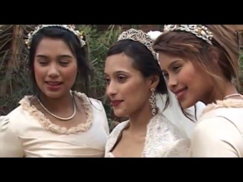 The Wedding of Ayesha & Ismail in Cape Town – DVD highlights (Emdon Video)