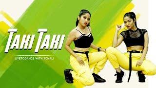 Taki Taki   DJ Snake Ft. Selena Gomez, Ozuna, Cardi B | LiveToDance With Sonali