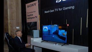 Les téléviseurs Sony BRAVIA XR sont désormais disponibles au Maroc