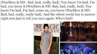 Bad Glee Lyrics