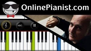 Ludovico Einaudi - Una Mattina [The Intouchables] - Piano Tutorial