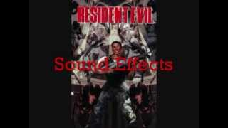 Resident Evil Zombie Sound Effects  (The High Boys Ltd)