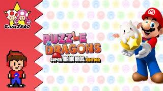 Puzzle & Dragons: Super MARIO BROS. Edition - Title Screen Theme