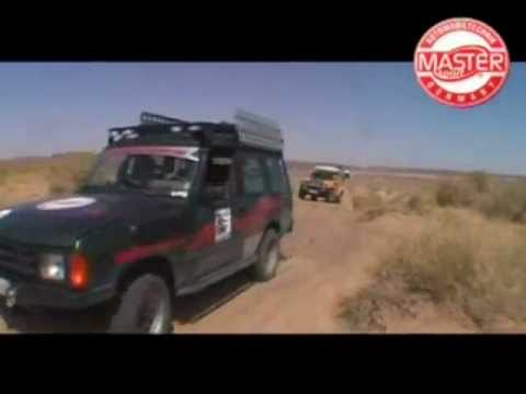 Morocco-Dakar Desert Expedition