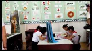 Escola de Talentos em Pyongyang