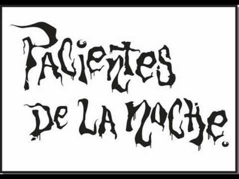 Barrio Fantasma de Pacientes De La Noche Letra y Video