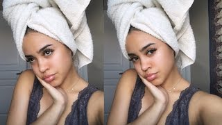 How To Get Clear Skin: My Skincare Routine! | Maria Bethany