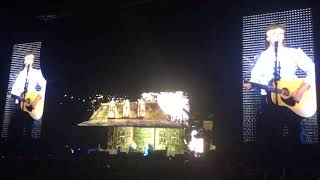 """Paul McCartney """"You Won't See Me"""" Live @ Carrier Dome 9/23/17"""