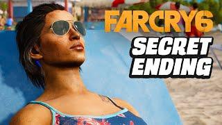 Here is Far Cry 6\'s secret/alternate ending