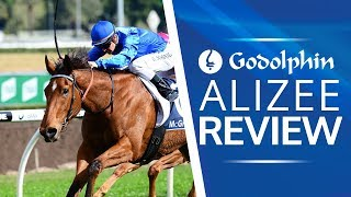 Alizee race review | 19.09.17