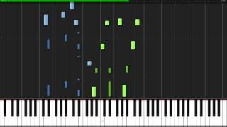 Protectors of the Earth - Two Steps From Hell [Piano Tutorial] (Synthesia) // Wouter van Wijhe